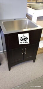 kitchen sink kitchen faucet laundry sink laundry cabinet vanity