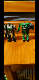 2 Transformer figures