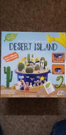 Rand new Grow you own desert Island