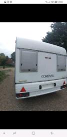 Caravan compass 1998