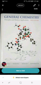 GENERAL CHEMISTRY 10TH EDITION
