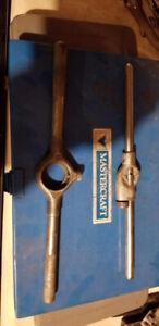 Mastercraft tap and die set $45,