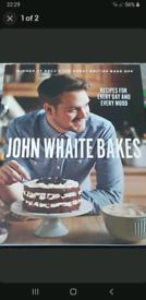 John Whaite Bakes cookbook