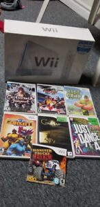 Selling Nintendo WII in great condition!