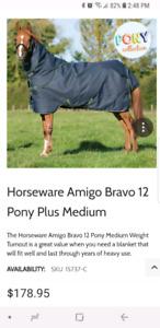 "45"" Horseware Pony Blanket *NEW*"