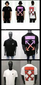 New season offwhite t shirt designer sale