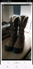 Clark's ladies boots 5.5