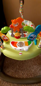 Excellent condition Fisher price jumpero