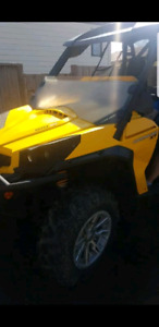 2013 can am commander 800xt