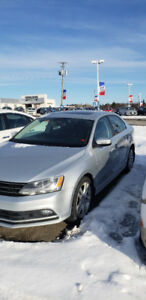 2015 Volkswagen Jetta Highline Sedan Diesel