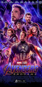2 IMAX 3D SHOWING OF AVENGERS ENDGAME THURSDAY AT 6 PM