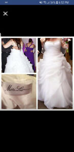 Mori Lee Wedding Dress Size 24