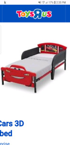 Cars Toddler Bed!