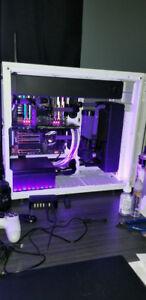 Systeme liquid cooling ekwb complet intel/amd/nvidia