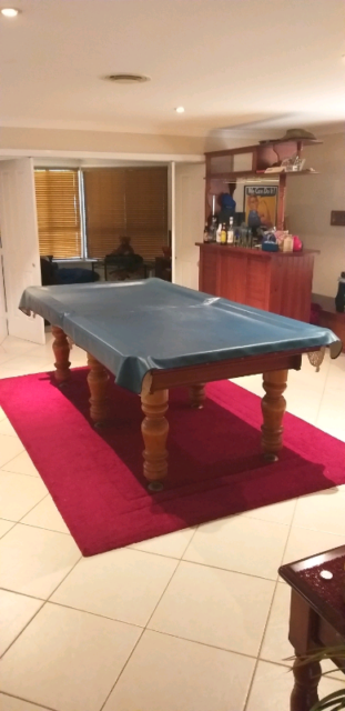 Miraculous Pool Table Other Sports Fitness Gumtree Australia Home Interior And Landscaping Sapresignezvosmurscom