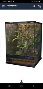 ISO looking to buy a tall or extra tall terrarium.