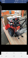 Compact brand new snow blower in the box never used for $1000