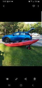 Innova safari inflatable kayak