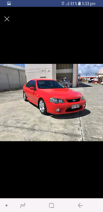 2007 ford bf xr6.