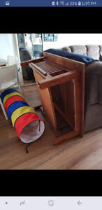Solid wood coffee table (NEED GONE ASAP)