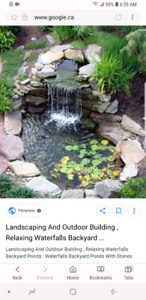Pond accessories and pumps