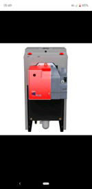 Supply and fit Brand new Firebird 70/ 90 high efficiency boiler