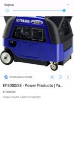 Yamaha ES3000iSE Inverter