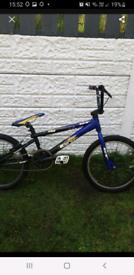 GT power series bmx bike