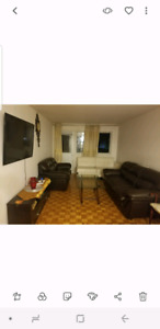 Fully furnished apartment  4   1 / 2