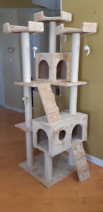 Arbre à chat (neuf)/Cat tree (new)