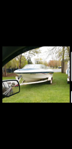 2001 bayliner 19.5FT v6 4.3L