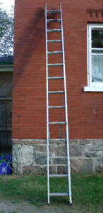 14 ft extension ladder.