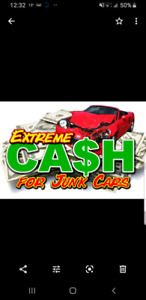 Top cash for junk cars free tow 7807090406