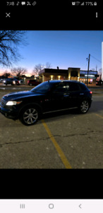 2004 Infiniti fx45 *Priced for quick sale