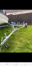 Brand new Extreme bunk trailer 750kg