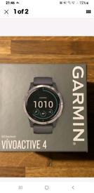 Vivoactive 4 wanted