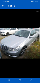 Mercedes e350 breaking for spares