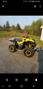 2014 can am renegade 1000 XXC