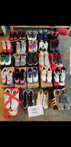 WOMENS JORDANS AND NIKES 7.5-8.5 W (6Y-7Y)