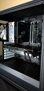 New Build Premium Gaming PC 4.5Ghz/1070FTW/16GB/500GB SSD/1TB HD