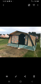 Cabanon frame tent for sale  Plymouth, Devon