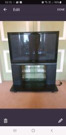 Panasonic VIERA TH-37PX70BA 37'' Plasma HD TV & Matching Stand