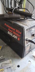 Mig  soudeuse 110 volts  solar 2145