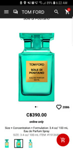 Tom Ford Sole di Pasitano 100 ml