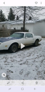 2 Trans Am for sale and lots of parts.