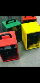 Hydroponics industrial Greenhouse 2.5kw Heater