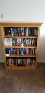 Solid Wood (Oak) Bookcase for Sale