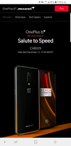 Oneplus 6t $30 Off Voucher/Promo Code (Referral Discount)