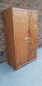 HOMEMADE ARMOIRE/CABINET