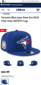 Blue Jays Title Trim hat